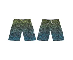 Starboard Ladies Brain Waves Boardies Blau