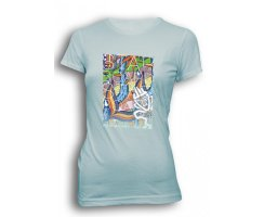 Starboard Ladies Mermaid Tee