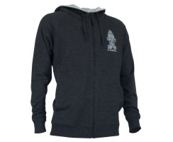 Starboard Mens Active Zip Hoodie - anthrazit