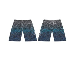 Starboard Mens Brain Waves Boardies Blau