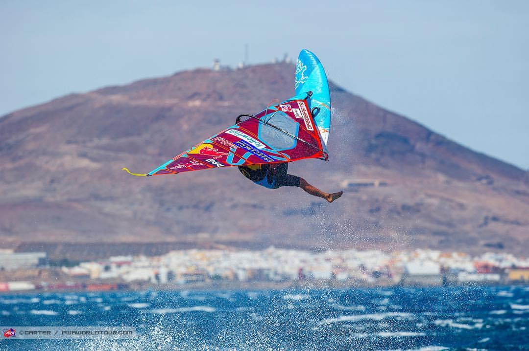Philip Köster auf Gran Canaria