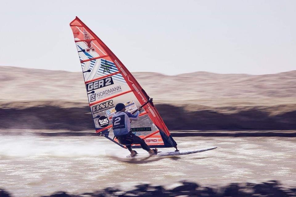 Gunnar Asmussen fährt deutschen Rekord in Lüderitz