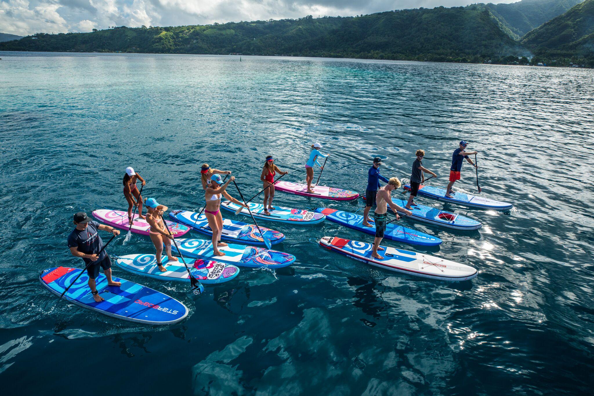 10 Fragen auf dem Weg zum Starboard SUP Board