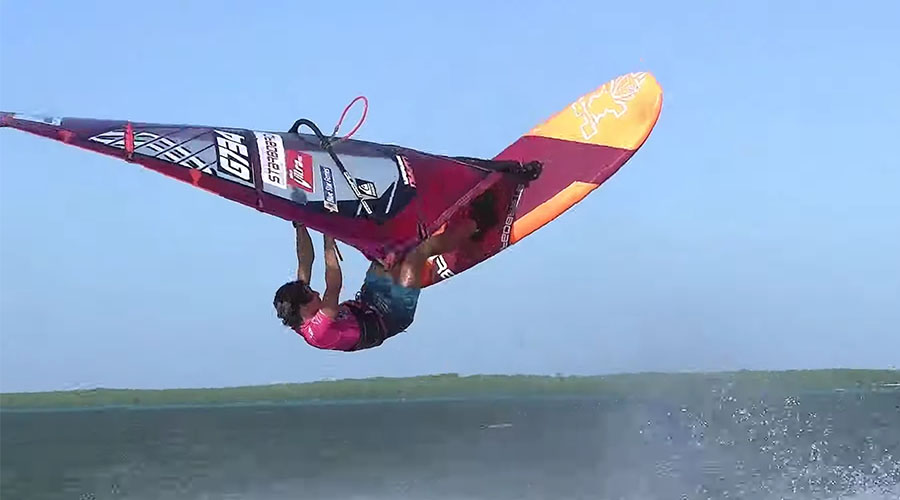 Lennart Neubauer - Freestyle in Bonaire