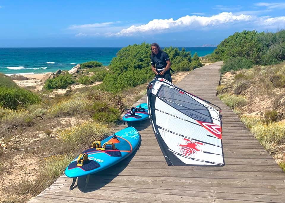 XRAY Sardinia Summer Mission