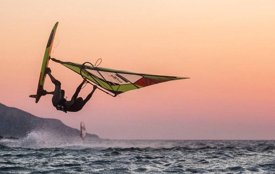 Meiky Wieczorek - Freestyle Karpathos