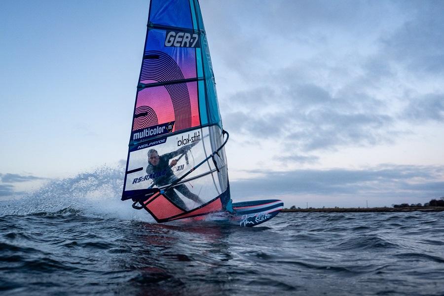 Nico Prien x Starboard Windsurfing