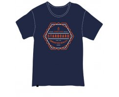 Starboard Mens Stamp Tee  XL