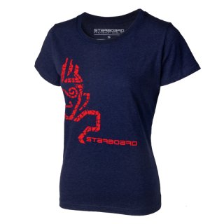 Starboard Womens Craft Tiki Tee