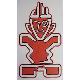 TIKI - Sticker Paddler  50 cm