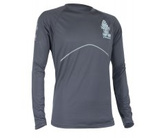 Starboard Men?s Long Sleeve Water-Shirt - charcoal