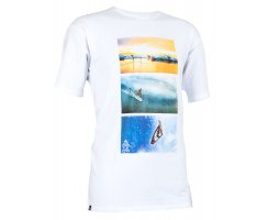 Starboard Mens Elements Tee - weiß