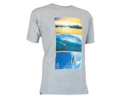 Starboard Mens Elements Tee - grau